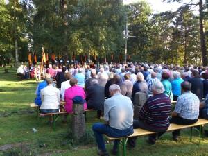 2015 Friedensgottesdienst